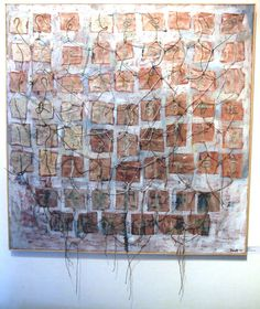SOLD - Arbor Vitae, 2006-07 , Roberto Paulet Painting & Drawing, Saatchi Art, Wax, Photo Wall, Collage, Art Prints, The Originals, Canvas, Drawings