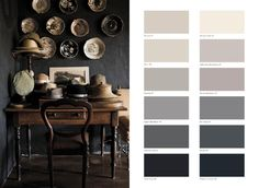 Plascon Paint Essential Collection: 108 Essential Colours -Moody Collection