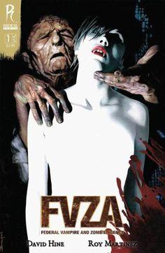 FVZA #1-3 Set/Federal Vampire Zombie Agency/David Hine/2009 Radical Comics in Collectibles | eBay