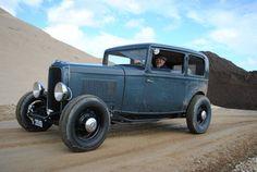 Danish built 1932 Ford tudor