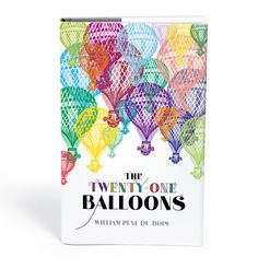 twenty one balloons