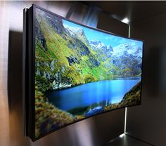 """The latest Tv on the block is by Samsung and what is more, it is bendable. Find out more on what the innovative TV is all about. Samsung's latest innovation is a flexible, """"bendable"""" Ultra HD TV th..."""