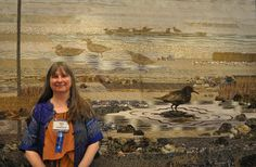 Wonkyworld: Helene Knott at Latimer Quilt and Textile Center