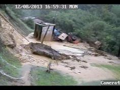 New landslide video: the luckiest dog in the world! This apparently happened back in August in Floyd County in Kentucky, USA. I suspect tha...