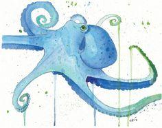 Octopus by IckyDog on DeviantArt