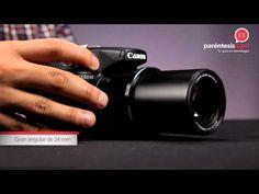 ▶ Cámara digital Canon SX50 HS - YouTube