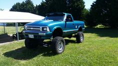 Lifted s10