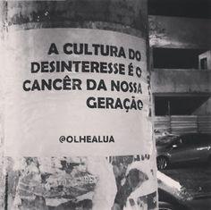 """olheosmuros: """"#Repost @olhealua ・・・ Dourados, MS #olheosmuros #lambelambe #arteurbana #urbanart #poesiaderua #streetart #vozesdacidade #olhealua #vinarua #lamblamb #intervencaourbana #oqueasruasfalam #douradosms #txturbano #ruaspoeticas #pelosmuros..."""
