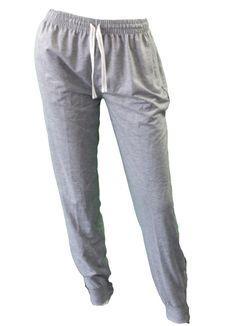 Las mujeres Pista Pantalones Skinny Puño Pantalones Harem Deportivo hip-hop Cintura Elástica