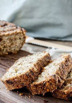 LIFE-CHANGING LOAF TWEAK 3of3 [dishingupthedirt] [stenalder brod, stone age bread, danish stone age bread, nordic nut bread, paleo bread, nut and seed bread, seed loaf]