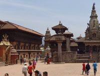 Bhaktapur Durbar Square at Kathmandu  http://www.nepalmotherhousetreks.com/manslu-trekking-with-nar-phu-valley.html