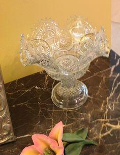 Antique Crystal.