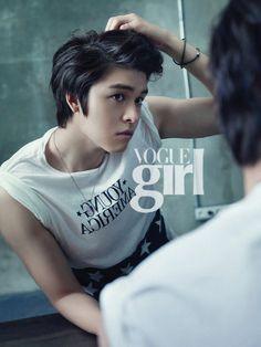Lee Jang Woo - Vogue Girl July