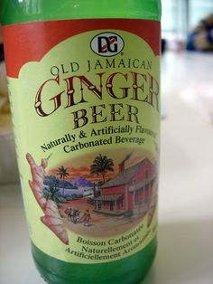 Ginger Beer, Jamaica
