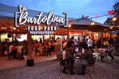 La Bartolina: A New and Refreshing Concept in Dining Food Park, Restaurants, Hotels, Events, Adventure, Restaurant, Fairytail, Adventure Nursery, Fairy Tales