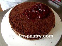 Best Chocolate Cake: Pastry Master's Homemade Chocolate Cake