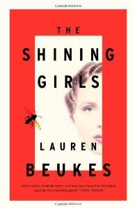Lauren Beukes' novel The Shining Girls is a combination time travel novel/serial killer thriller.  The Shining Girls is very, very creepy and intense.  The murder scenes are scary and the paradoxes are mind bending.