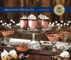 ISSUU - Fall/Winter 2015 by Dove Chocolate Discoveries Www.mydcdsite.com/katoler