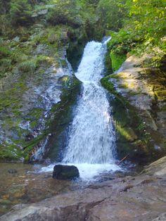 Vodopády