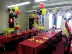 Mickey & Minnie's 1st Birthday Party pic 9 of 10