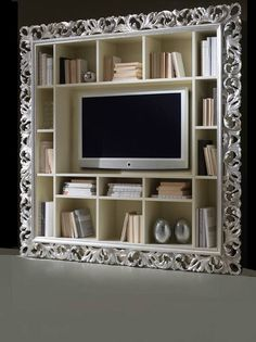 Make your mark with the striking Solid Wood Rococo TV Unit, a statement for any…