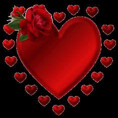 Hearts & Roses꧁