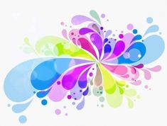 Abstract Colorful Creative Background