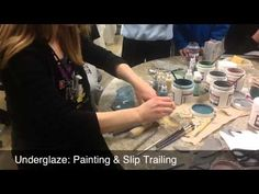Hand Building with Clay - YouTube Chelsie Meyer art education instructional video tutorial