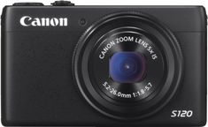 Canon Powershot S120 – Cámara compacta de 12.1 Mp (pantalla de 3″, zoom óptico 5x, estabilizador óptico), negro | Your #1 Source for Camera, Photo & Video