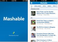 Top 8 Free iPhone Apps For Social Media/Technology News