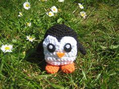 little pinguin crochet. Pinguin haken