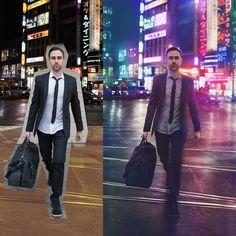 Before & after, photo editing / 2017 #photoedit #photomanipulation #photoart #retouch #digitalart #photoshop #maxasabin #asabinart #фотошоп #ретушь