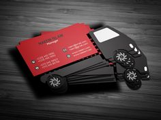27 best modern business card images on pinterest modern business 20 fresh business card ideas for inspiration reheart Image collections