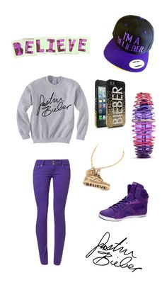 """For the lovely beliebers, like myself 3333"" by jessicaa33 ❤ liked on Polyvore"