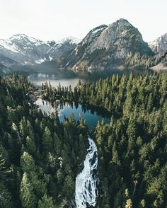 Flight Over Golden Ears Provincial Park by Dylan Furst - Photo 153171857 - 500px Maple Ridge, Canada