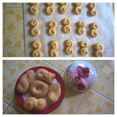 Κουλουράκια Λαμπριάτικα /Greek Easter cookies