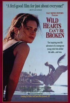 Wild Hearts Can't Be Broken Movie Poster (27 x 40 Inches - 69cm x 102cm) (1991) Style B -(Gabrielle Anwar)(Cliff Robertson)(Dylan Kussman)(Michael Schoeffling)(Kathleen York)(Frank Renzulli) MG Poster, http://www.amazon.com/dp/B004UX5L3E/ref=cm_sw_r_pi_dp_pqhOpb18S8YQ1