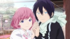 ...  Kofuku is the person that Yato wants to introduce to Hiyori and Yukine?