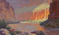 Morning Stillness, Grand Canyon 12x20 by Cody DeLong  ~  x