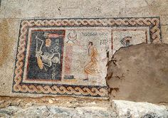 Остроумная мозаика изАнтиохии | Arzamas