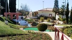 VILAMOURA FAMILY FUN PARK Everyone loves mini-golf! Family Fun Park is a recreational and entertainment complex for kids of all ages. Two 18-hole courses, Via Appia and Via Lusitania, meander around lushly manicured grounds resembling an old Roman garden.  http://bit.ly/HPv89R