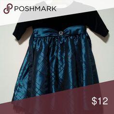Dress Velour top, princess bottom Dresses Formal