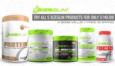SizeSlim Supplements