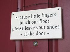 Shoes Off Sign On Pinterest No Shoes Sign Remove Shoes