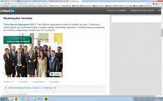 Exemplo de post. Visitar Linkedin: https://br.linkedin.com/company/tokio-marine-seguradora-s-a