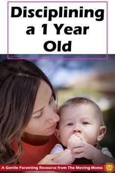 Have you noticed behaviour changes since your baby turned 1 and a need to start disciplining them now? If you want to discipline your 1 year old effectively but with respect these instructions will be perfect for you. #gentleparenting #toddlerdiscipline #babydiscipline #parenting #postivediscipline #peacefulparenting