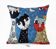 FREE Shipping  Picasso  Art Decorative  Pillow Cover by pillowcome, $75.00