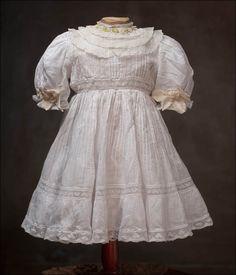 Интересное и забытое - быт и курьезы прошлых эпох. - Старинные куклы и их гардероб.Часть 2