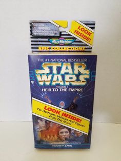 Star Wars Micro Machines Epic Collections Heir to the Empire SEALED IN BOX #Hasbro