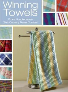 Towel Weaving Patter